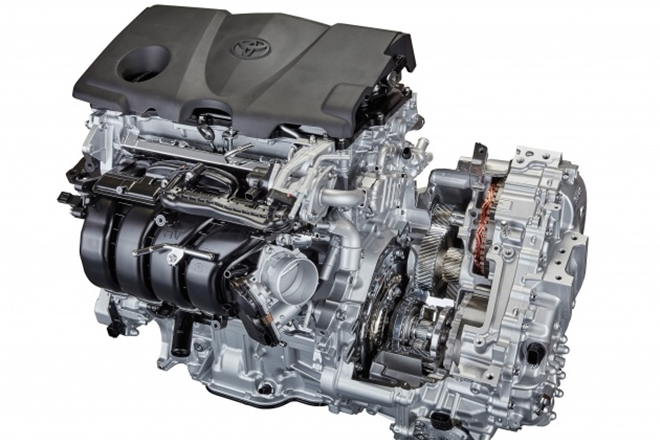 Toyota Out With New Engine, Improves Fuel Efficiency