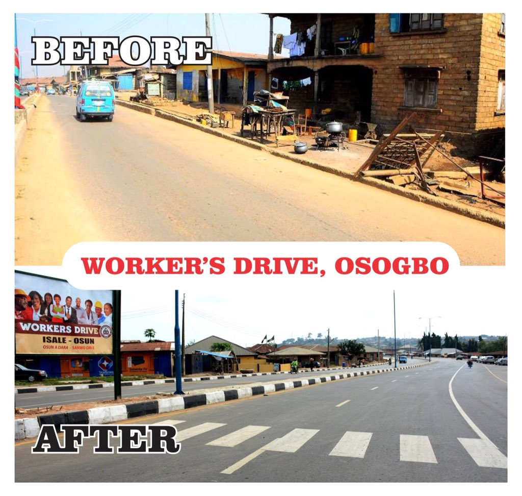 Aregbesola Commissions Workers Drive On Tuesday
