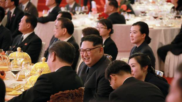North And South Korea Leaders To Meet For Summit