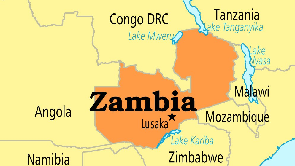 Zambia Bans Cabinet Minister From Parliament For Slapping Lawmaker