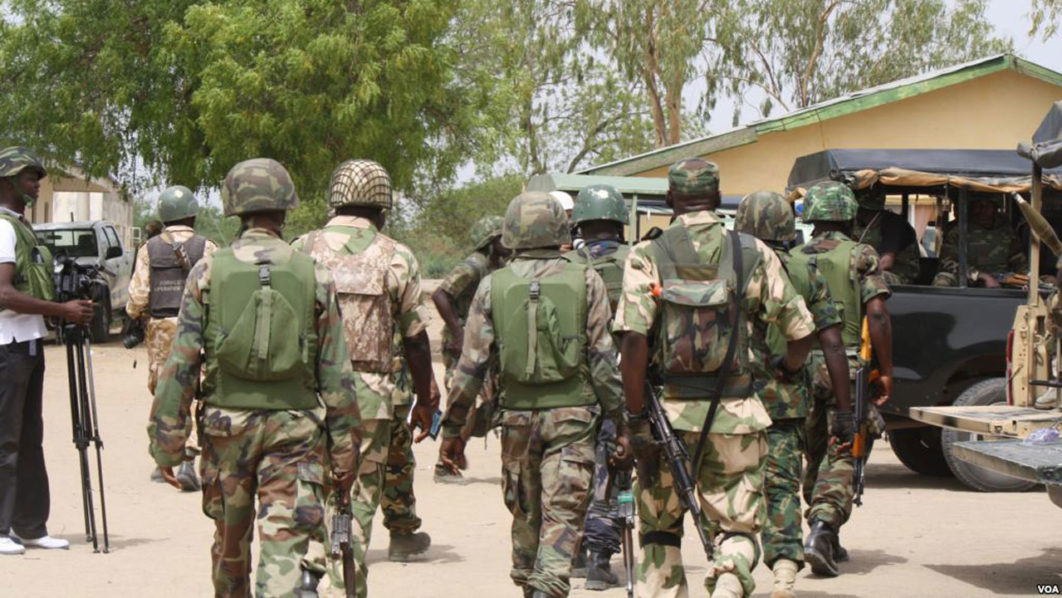 Army Curbs Planned Suicide Attack In Maiduguri
