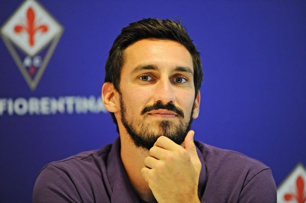 Football: Thousands Honour Astori In Florence