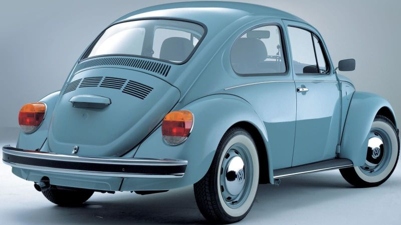 Volkswagen Ready To Fizzle Out Beetle.