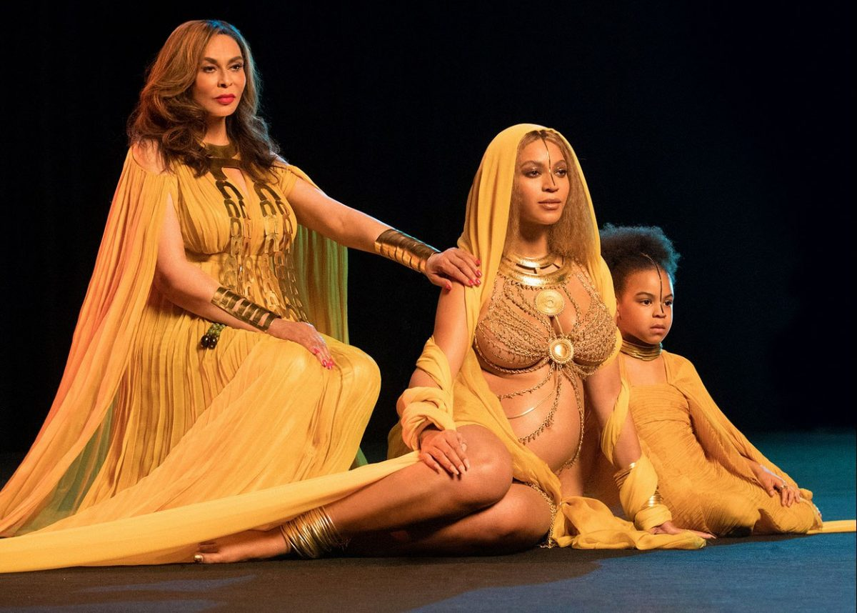 'Beyonce Mass' Held In San Francisco