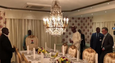 Bill Gates, Dangote Meet Buhari In Aso Rock