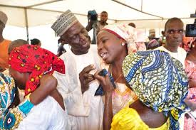 Chibok Girls' Parent Cry Out To Obasanjo For Help