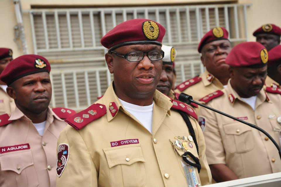 FRSC Employs All Formations For Special Easter Patrol