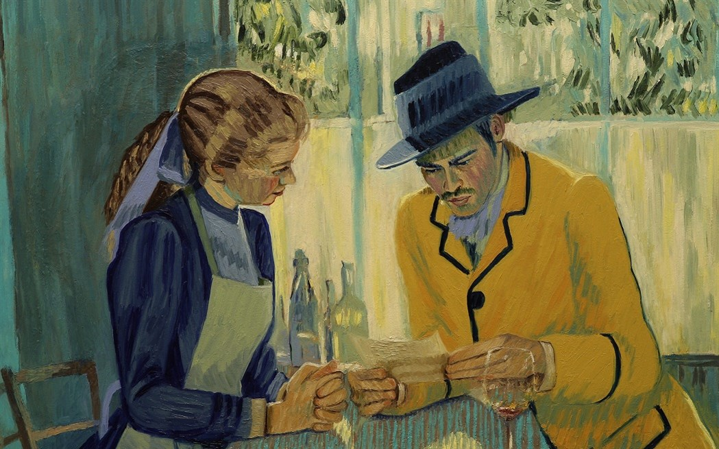 First Hand Painted Animation 'Loving Vincent' Hopes For An Oscar