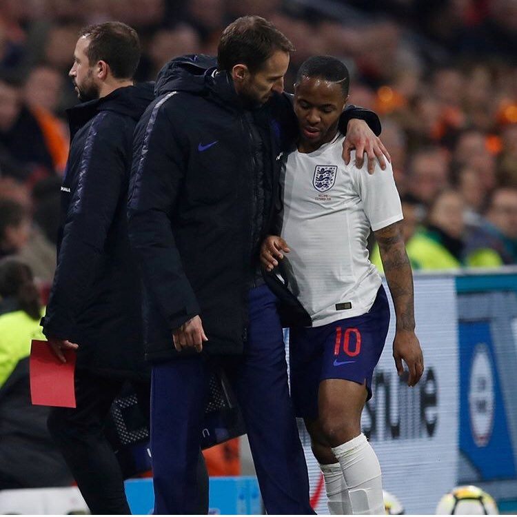 Raheem Sterling To Star In English Role