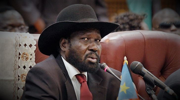 South Sudan President Sacks Army Commander And Finance Minister