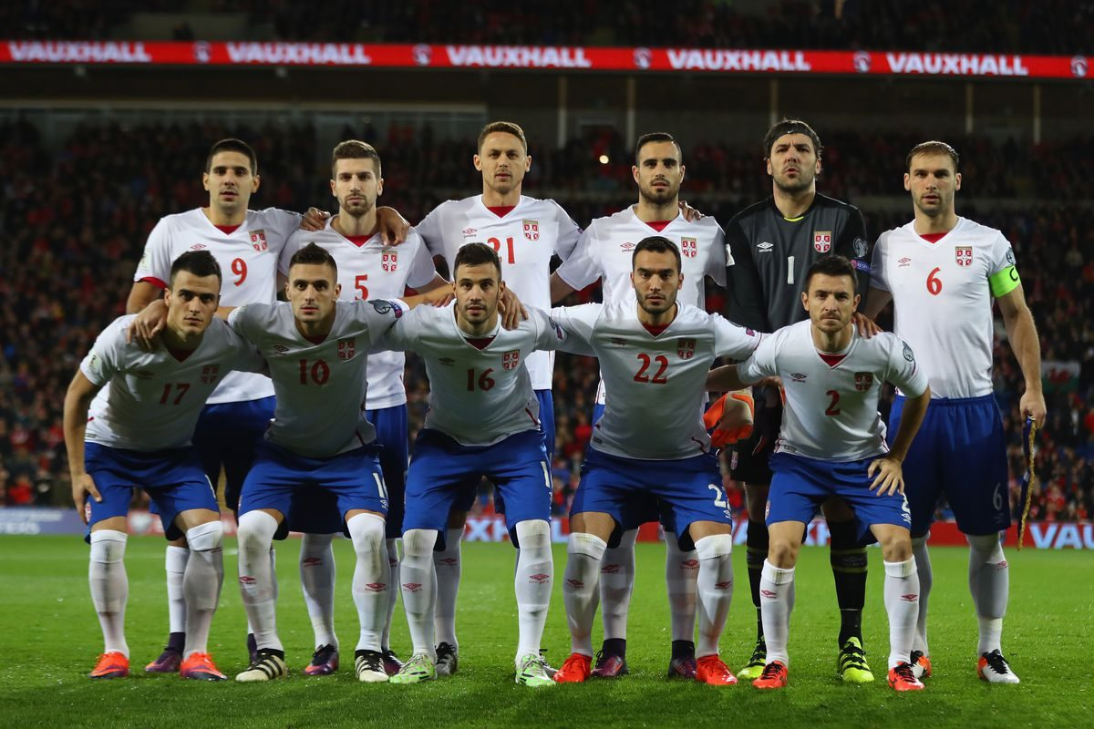 Serbia Fidget Over Physical Eagles