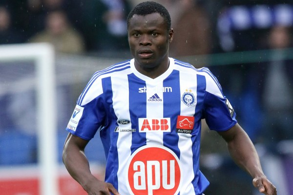 Ex Super Eagles Defender Taiwo Signs For Finnish Club RoPs