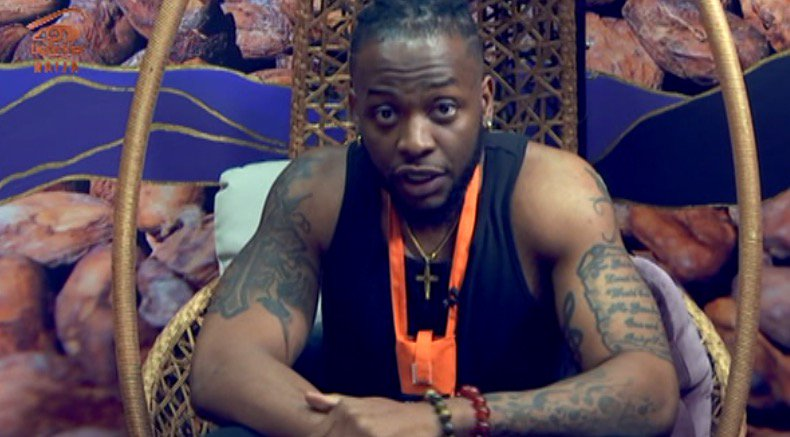 "BBN: Teddy Shows The ""Koko"" While Cee- C And Alex Play With Eviction"