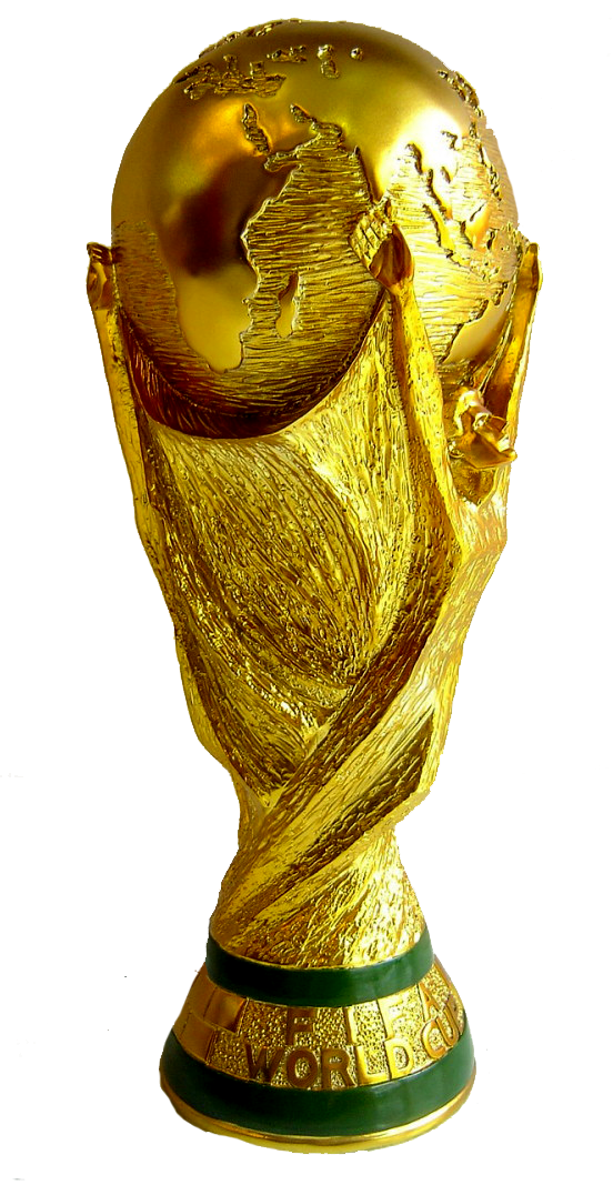 World Cup Trophy For Nigeria