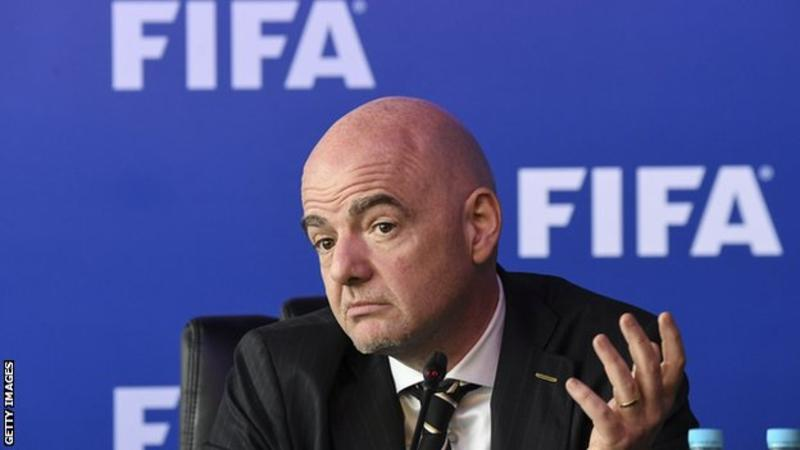 Fifa Set To Meet Over $25bn Offer To Launch Two Tournaments
