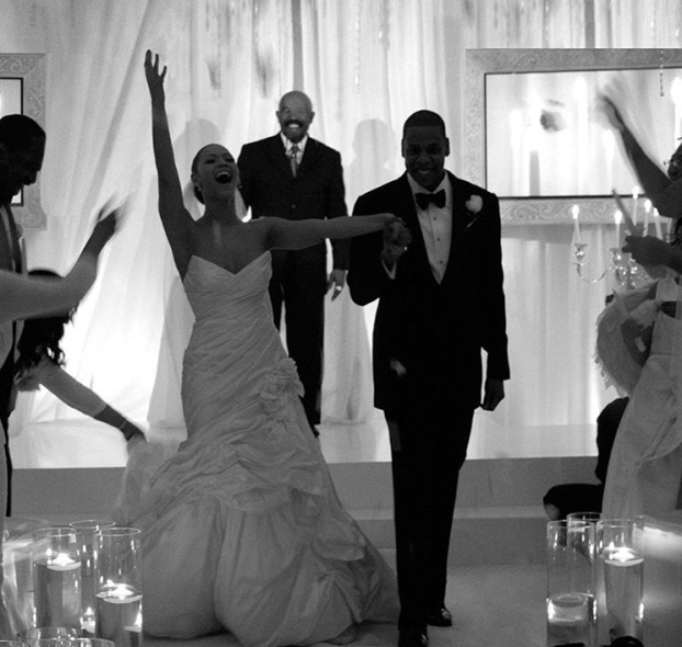 Happy 10 Year Wedding Anniversary To Beyonce And Jay Z
