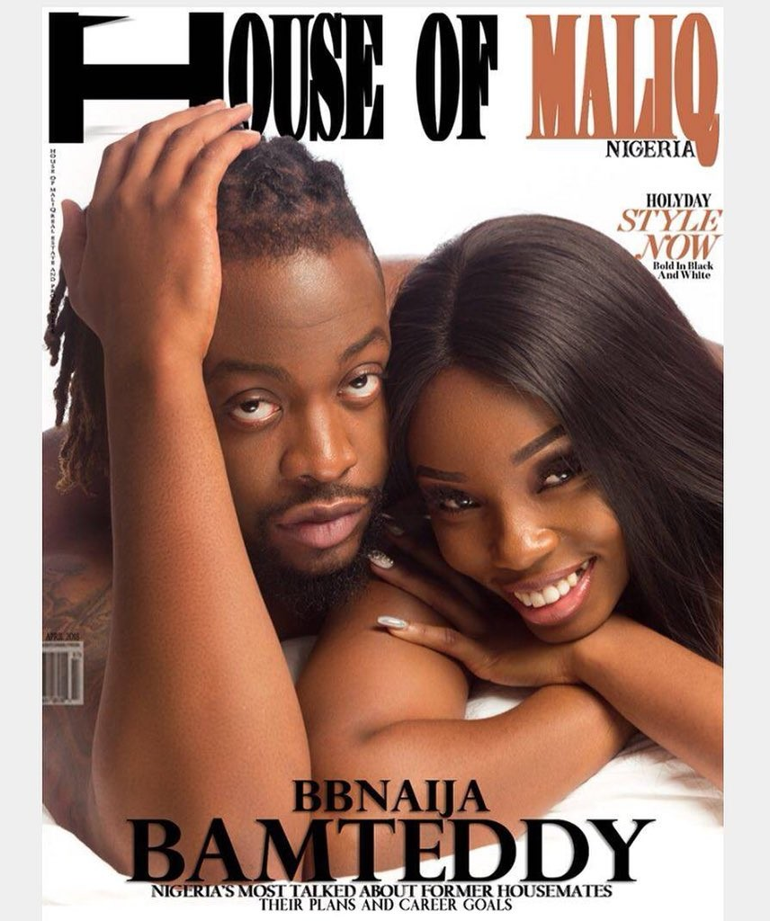 PHOTOS: Teddy A And Bam Bam Feature On House Of Maliq Magazine Cover