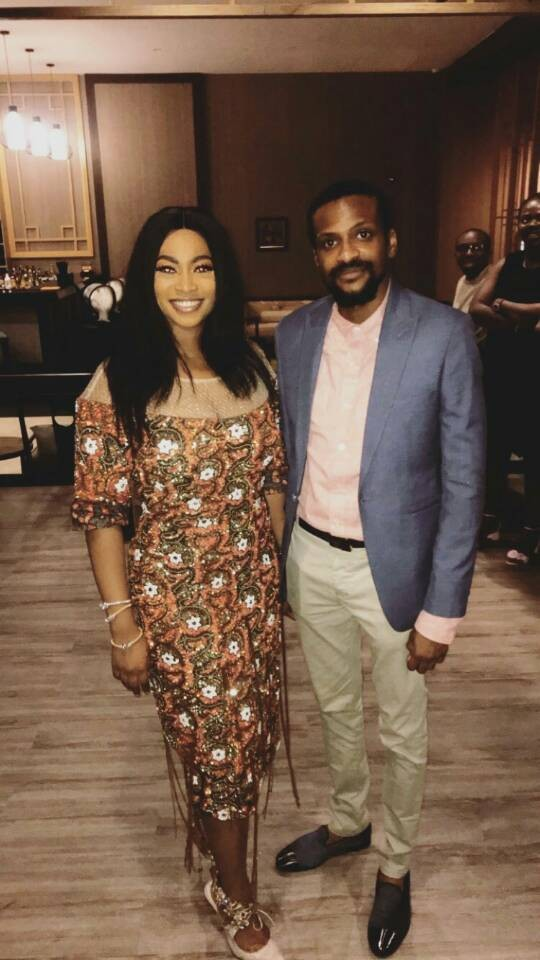 PHOTOS From Idris Ajumobi's 30th Birthday