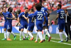 Victor Moses Reacts To Chelsea's FA Cup Win Vs Southampton