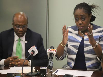 Adeosun Highlights Details Of IMF World Bank Springs Meetings With CBN Governor