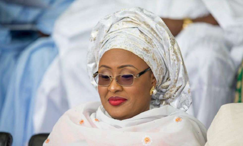 Image result for Fashion sense of Aisha Buhari