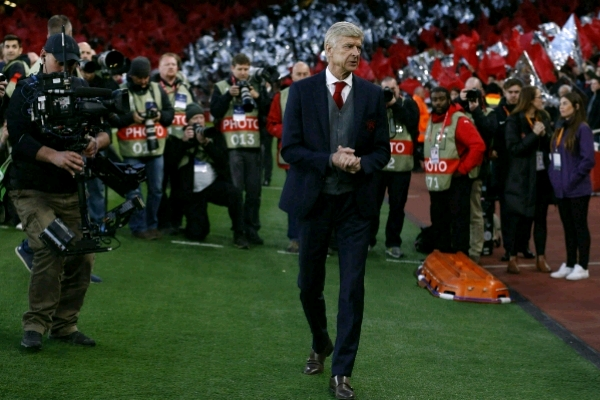 Wenger: A Lot Of Clubs Want Me