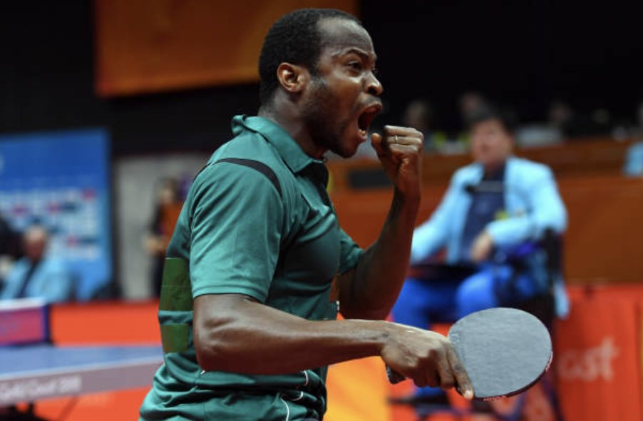 Gold Coast 2018: Quadri Beats India's Desai To Reach Table Tennis Singles Semis