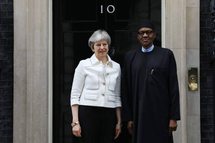 Buhari Wants More UK Investments In Nigeria