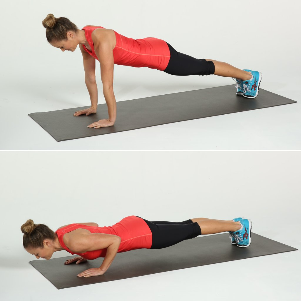 Fitness: Five Effective Exercises You Can Do At Home