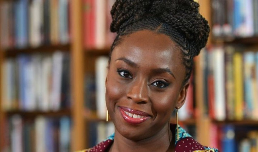 UPDATE: Chimamanda Finally Responds To One Critic In Particular