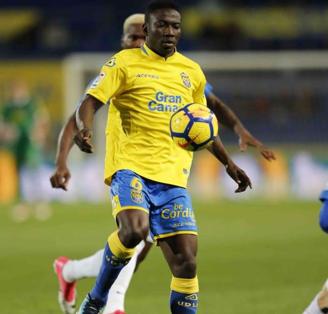 I'm Open To LaLiga Stay, Says Etebo