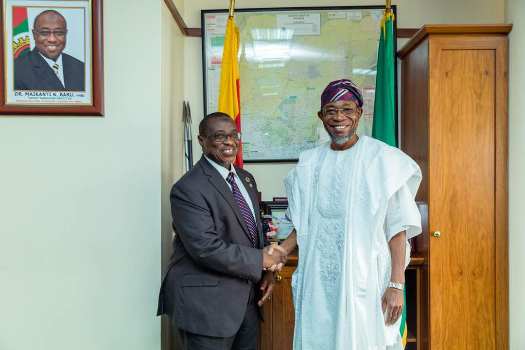 Osun, NNPC Move To Estabish Standard Retail Station In Osun