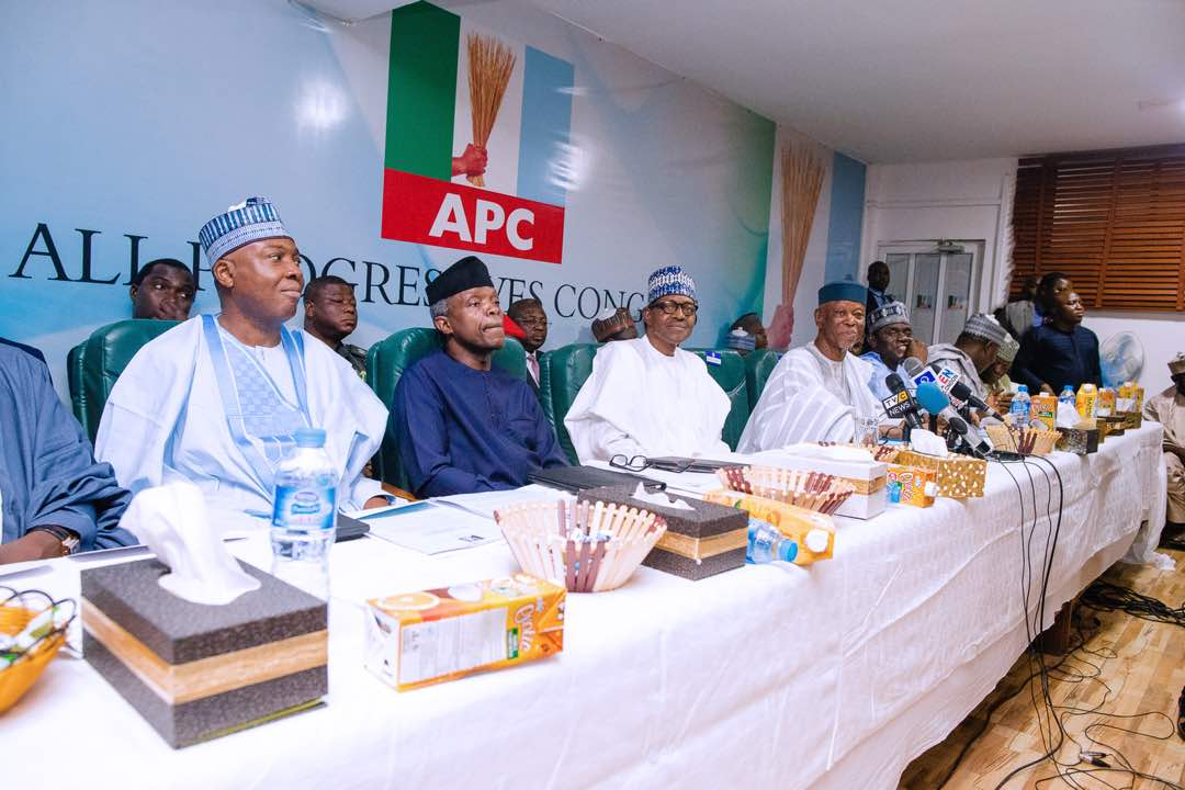 Why Buhari Deserves To Be Re-Elected In 2019 – APC