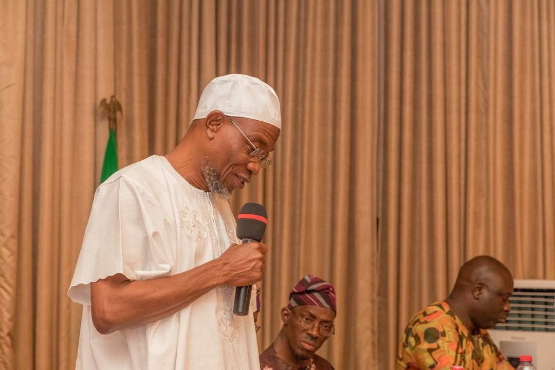 Aregbesola, African Delegates Advocate Tree Planting As Panacea To Climate Change Challenges