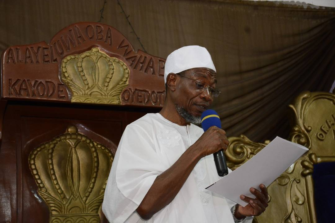 2018: If PDP Gets Back To Power, Things Will Be Worse In Osun Than Before – Aregbesola