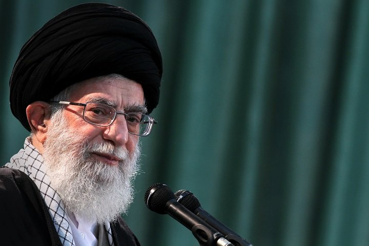 Iran's Supreme Leader Calls On Muslim Nations To Unite Against US