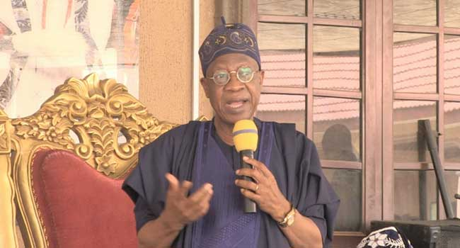 Offa Bank Robbery Perpetrators Will Not Go Unpunished – Lai Mohammed