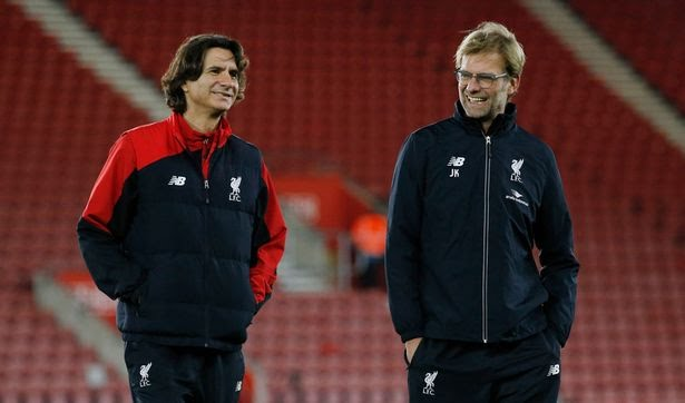 Buvac Ends 17-Year Relationship With Klopp