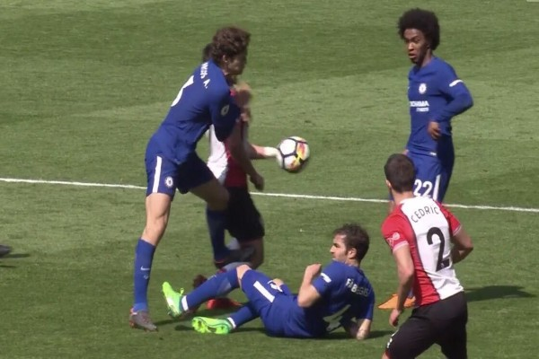 Chelsea's Alonso Gets Three-Game Ban, Misses FA Cup Semi