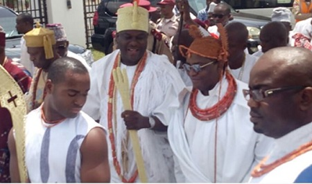 Investigation: Oba Of Benin Visited Ile Ife To Collect Sacred Sword
