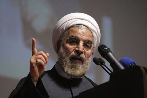 Iran's Rouhan Publicly Insults US Trump