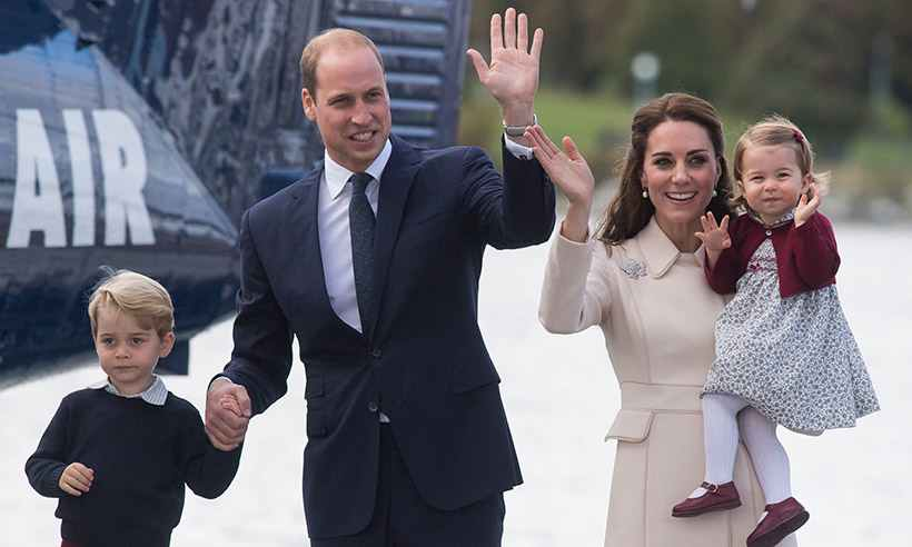 Prince William And Kate Welcomes Baby Boy