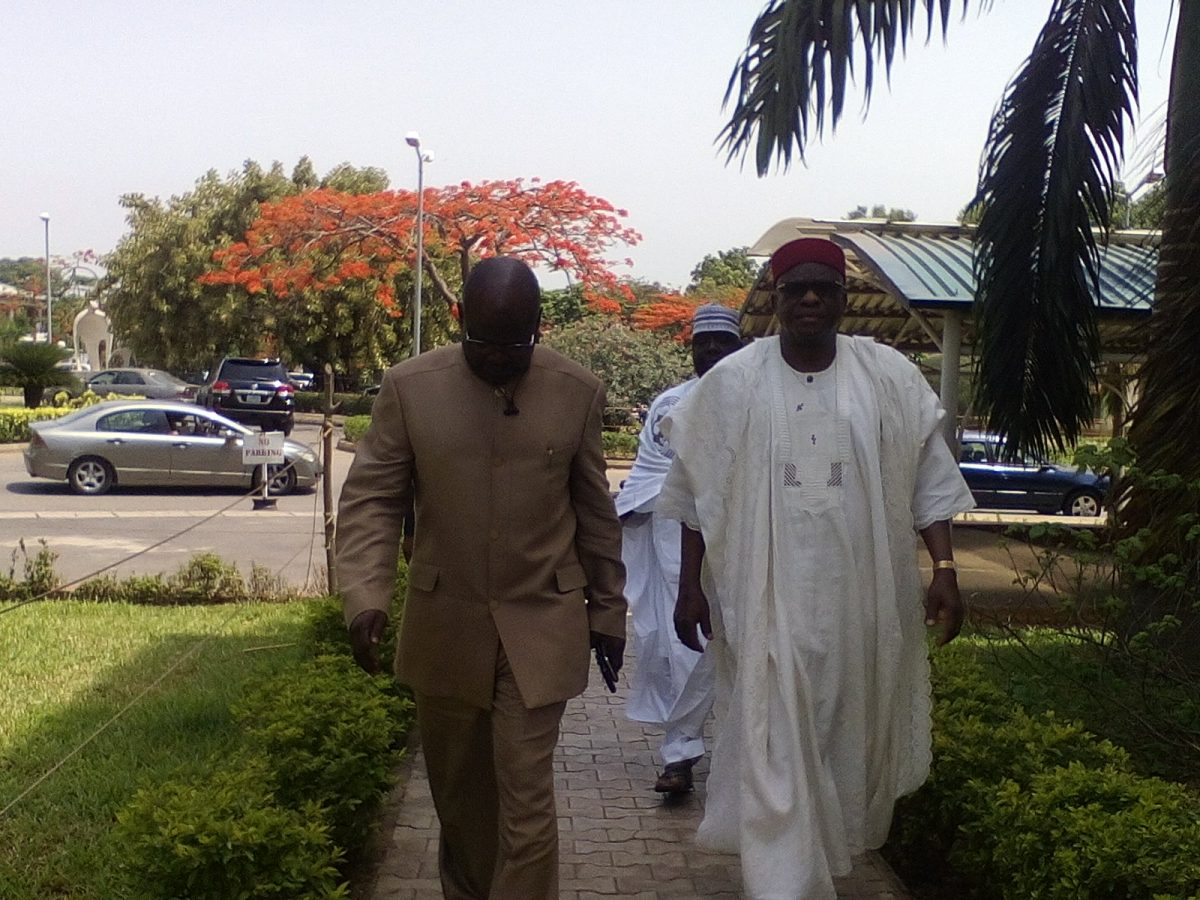 Senators Barred From Visiting Melaye In Hospital