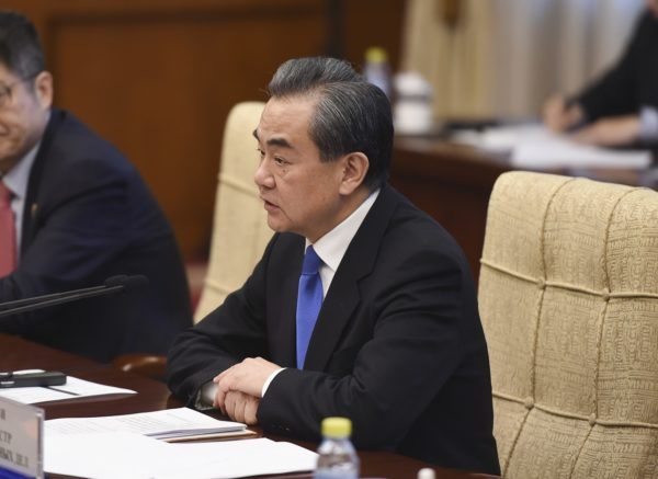 China's Foreign Minister To Visit North Korea