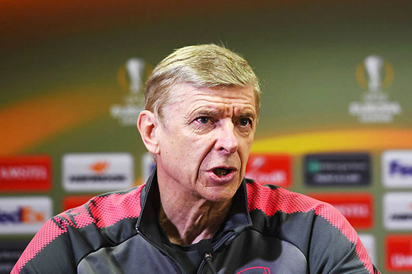 Wenger: It Wasn't My Decision To Quit Arsenal; I Want Europa Trophy