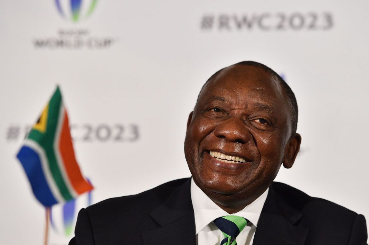 Ramaphosa Cuts UK Visit Short Over Protests
