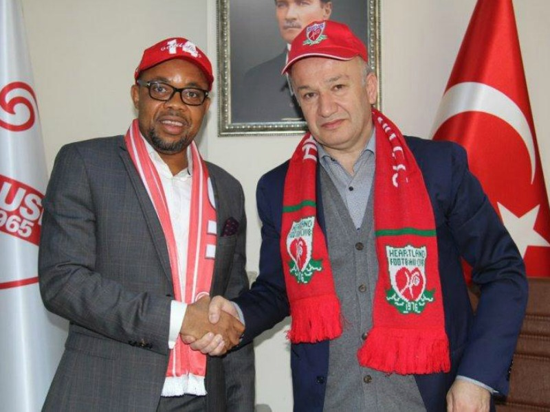 New Turkish Coach Tayfun Appointment Delights Heartland Players