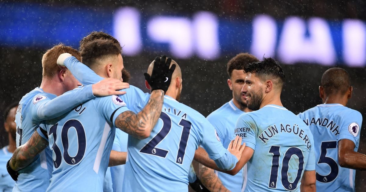 Man City take title as United crash to West Brom