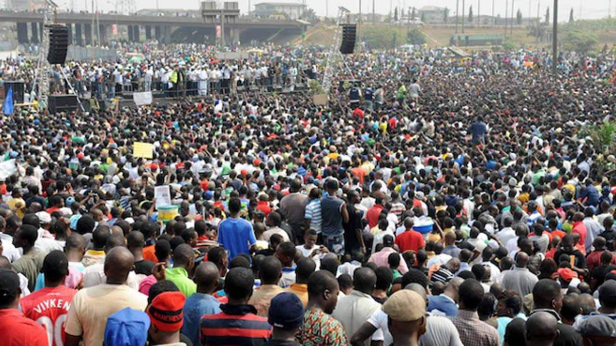 Nigeria Population Might Explode To A Billion By 2100