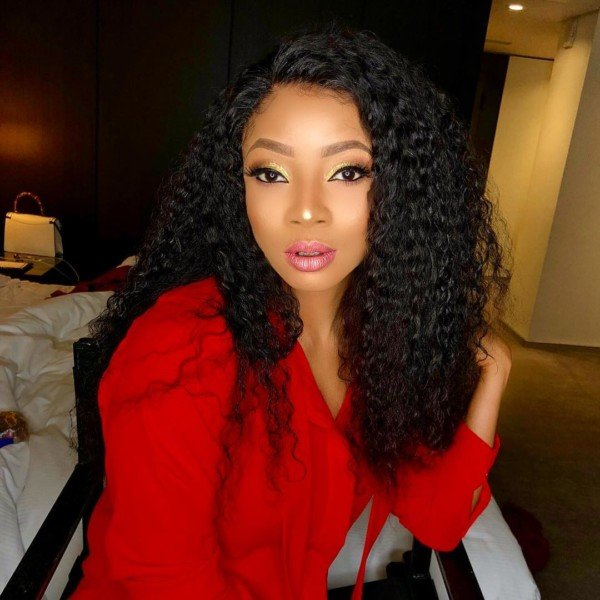 Toke Makinwa Reveals She Was Diagnosed With Fibroid Years Ago